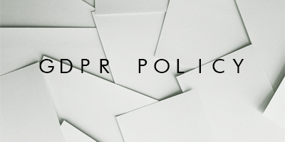Impact Express general data protection regulations and policy